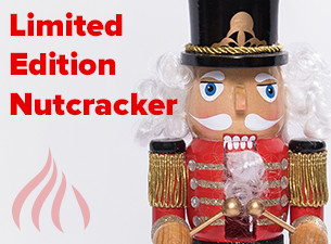Limited edition nutcracker